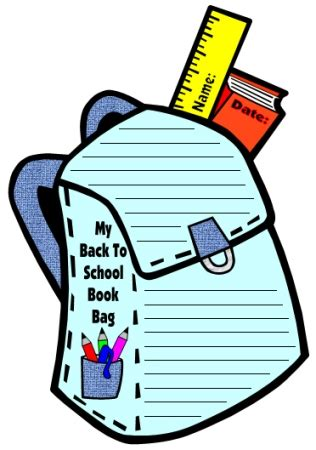 10 lines about MY school for my 5 year old kid? Yahoo